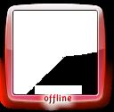 Иконки OnLine OffLine на аватаре Avatar-offline