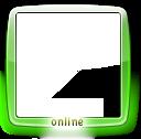 Иконки OnLine OffLine на аватаре Avatar-online